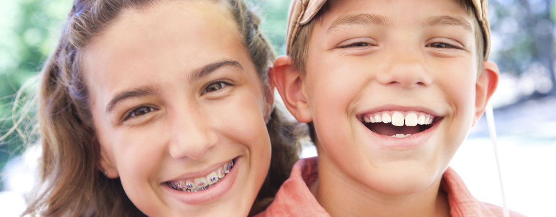 Orthodontic Treatment and Braces for Kids
